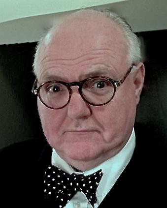 John B. Lowe as Winston Churchill in The Audience