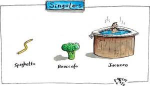 Singulars - Farley Katz