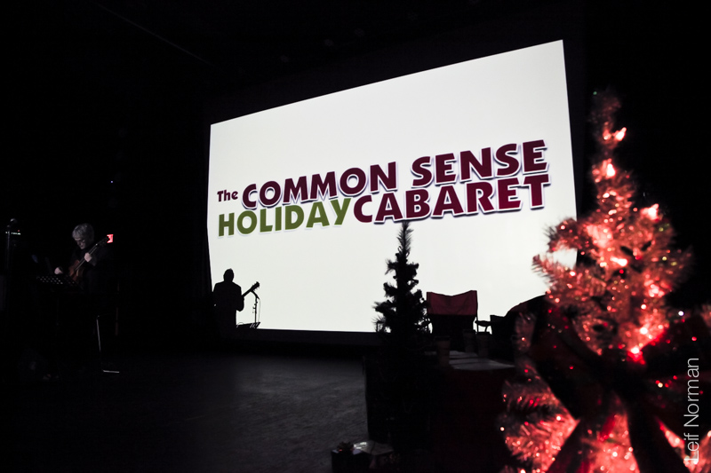 The Common Sense HOLIDAY Cabaret